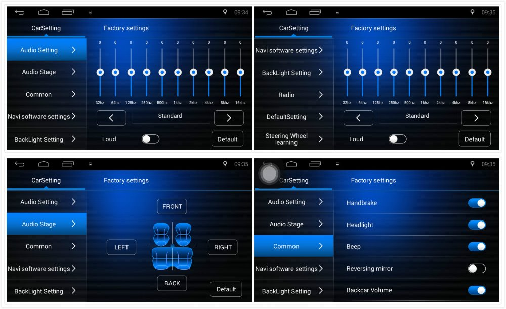 Flash Deal 1G Ram Android 6.01 Car Audio for Mazda6 Mazda 6 2010  Headunit Stereo Vedio GPS Navi Multimedia Radio PC Monitor 4G 16