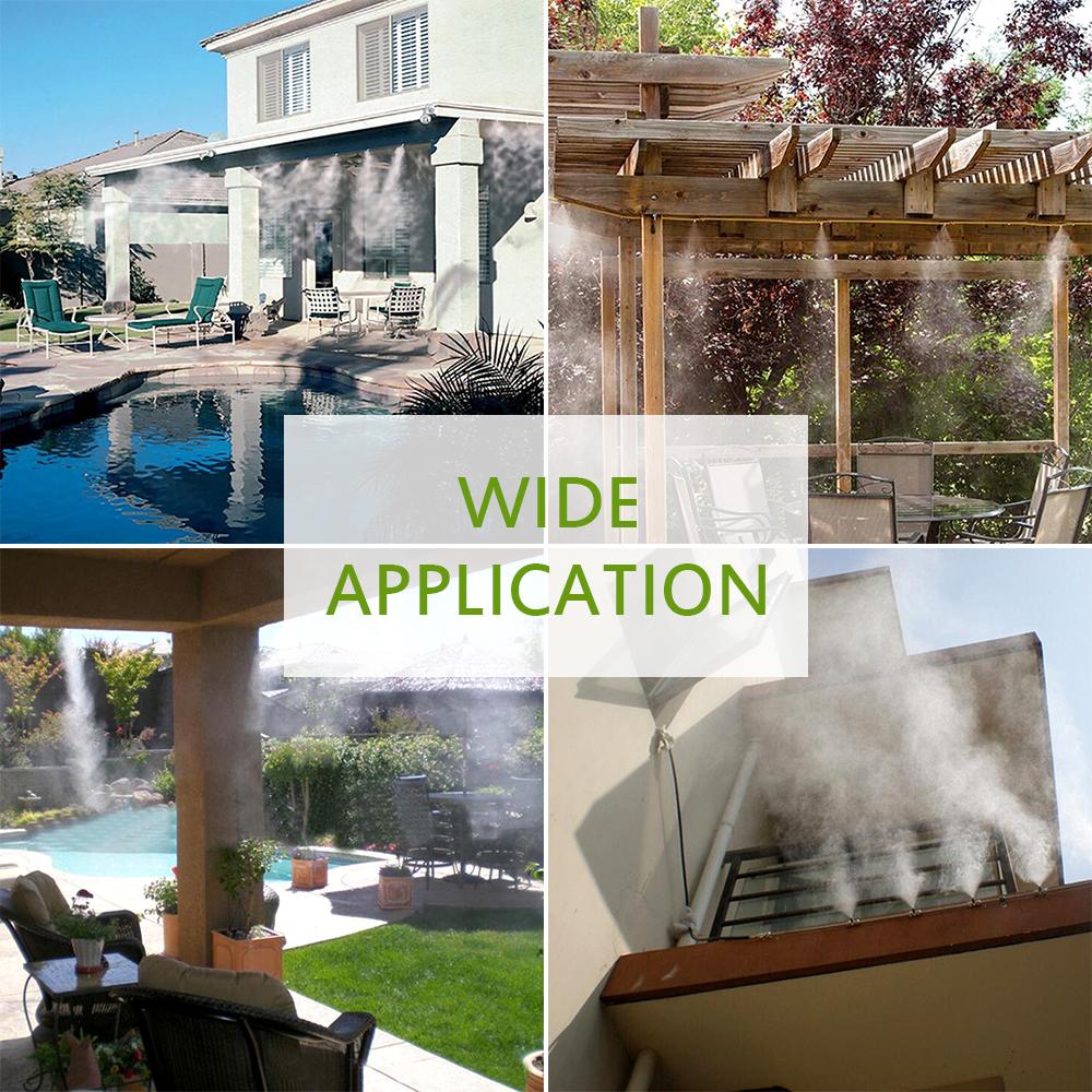 HTB1xXHoTmrqK1RjSZK9q6xyypXap - Water Misting Cooling System Kit summer Sprinkler brass Nozzle Outdoor Garden