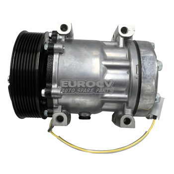Spare Parts for Volvo Trucks, VOE 20538307, Compressor, air conditioning, oil filled