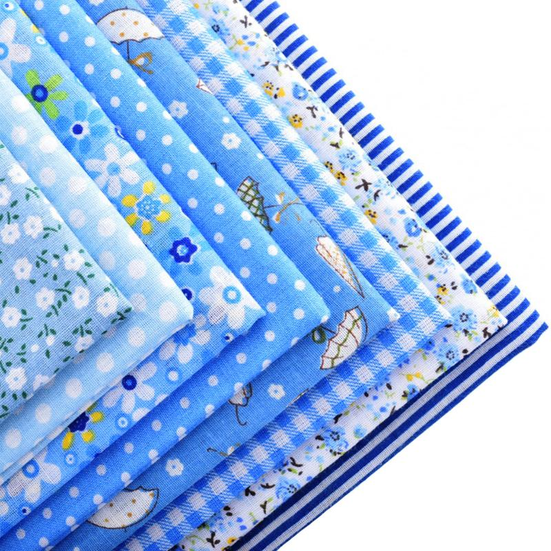 ᐂTejido de algodón fino patchwork para coser scrapbook tela Fat ...