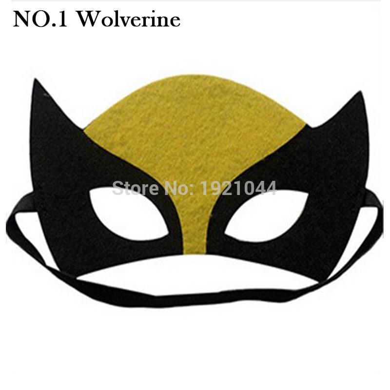 Máscara de fiesta de superhéroes Vengadores Ironman Star Wars - Para fiestas y celebraciones - foto 5