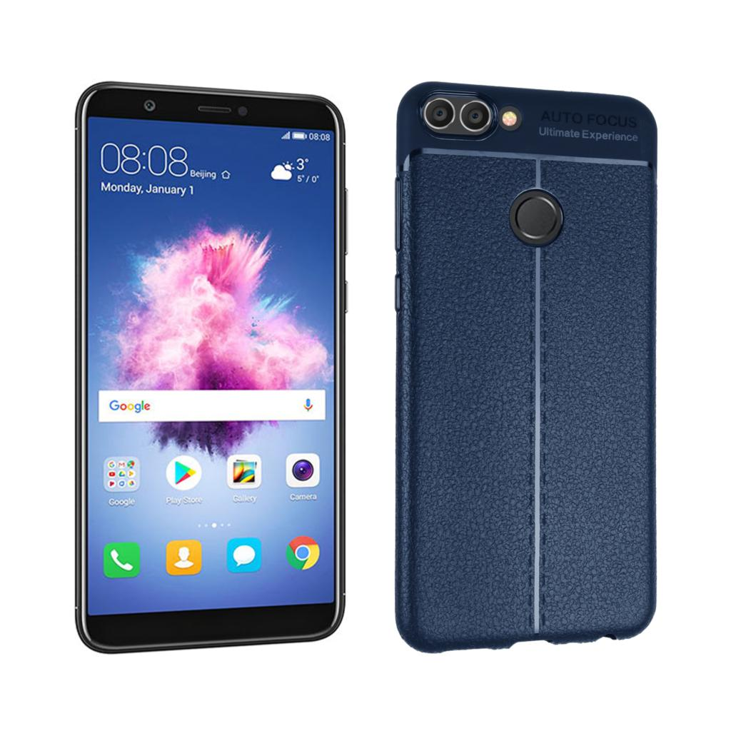 For Vivo V9 Case Advanced Leather Protective Back Cover Mobile Phone Speaker Bluetooth Original Special  Opening Huawei P Smart Slim Pattern Shockproof Rubber Silicone Tpu 565 Inch