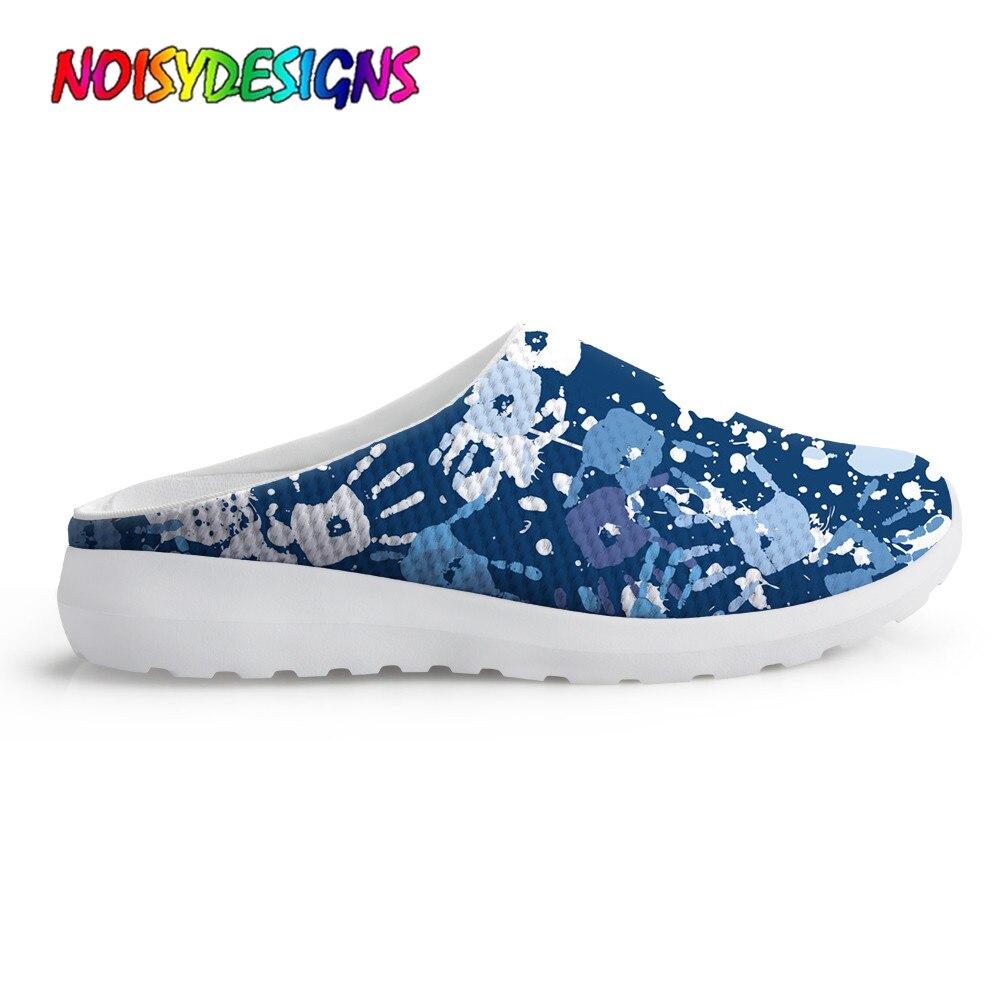 NOISYDESIGNS/хит продаж; женские сандалии на платформе; повседневные женские сандалии с объемными граффити; Летняя женская обувь; пляжная обувь;