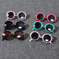 2015 Kids Eyeglasses Sunglasses Girls Boys UV400 Sunglasses Retro Vintage Round sun Children Glasses Oculos Infantil De Sol