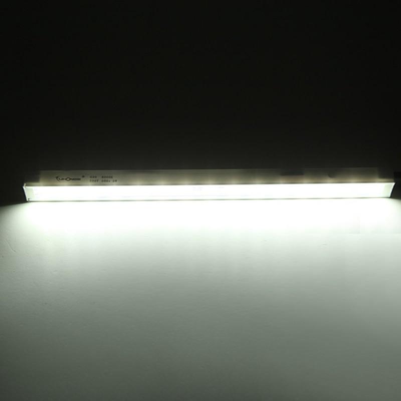 T5 28CM 3W White/Warm White LED Bar Light Rigid LED Strip Tube Light AC 220V SMD 2835 zhishunjia zsj06 3 e27 3w 250lm 6000k 10 smd 2835 led white light lamp white ac 85 265v