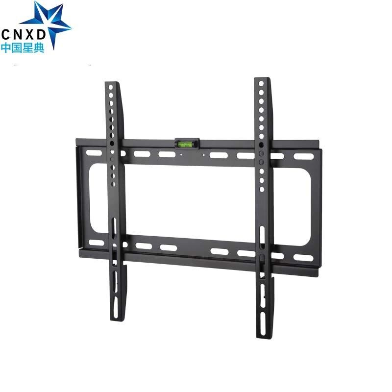 cnxd fijo de pared para tv soporte de montaje en tv para la mayora de