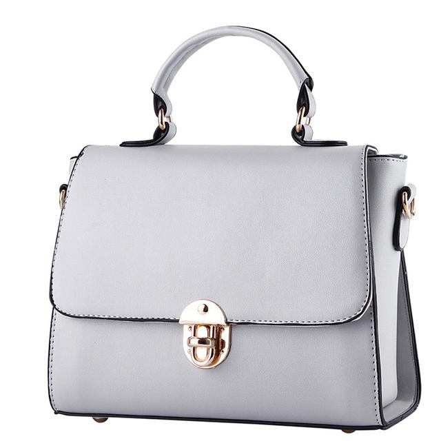 2016 high level PU leather women handbag best quality shoulder bag cross body bags nice gift for girls