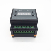 DMX302 DMX triac dimmer led brightness controller AC90 240V 50Hz/60Hz high voltage 3 channels 1A/channel