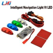 LHI Racing font b Drone b font Intelligent Navigation Light V1 LED Red Green White Blue