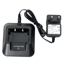 Original Baofeng Walkie Talkie Home charger with EU or US Adapter For UV-5R | UV-5RE | UV 5R
