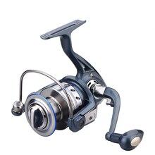 New 12+1 BB 5.5:1 Fishing Reel Spinning Reel Metal Front Drag 1000 - 7000