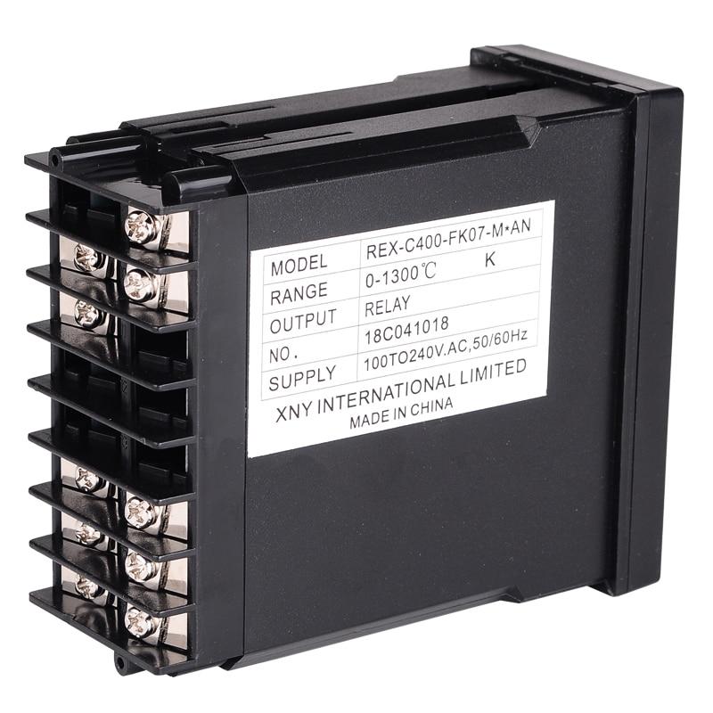 Digitaalne PID-temperatuuri kontroller RKC REX-C400 Universaalse - Mõõtevahendid - Foto 6