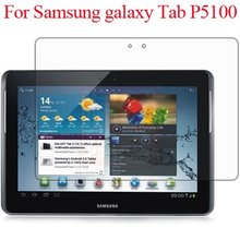50Pcs 9H Tempered Glass Screen Protector Film for Samsung Galaxy Tab 2 Tab2 10.1 P5100 P5110 P5113 +Alcohol Cloth +Dust Absorber