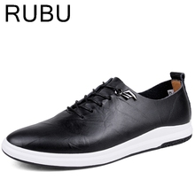 2017 new arrive spring men's fashion leather driving solid shoe man step-in leisure frosted low help casual lace-up shoes /03