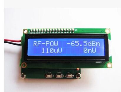 Free Shipping!!!  1pcs 0.1 ~ 2.4GHz RF power meter moduleFree Shipping!!!  1pcs 0.1 ~ 2.4GHz RF power meter module