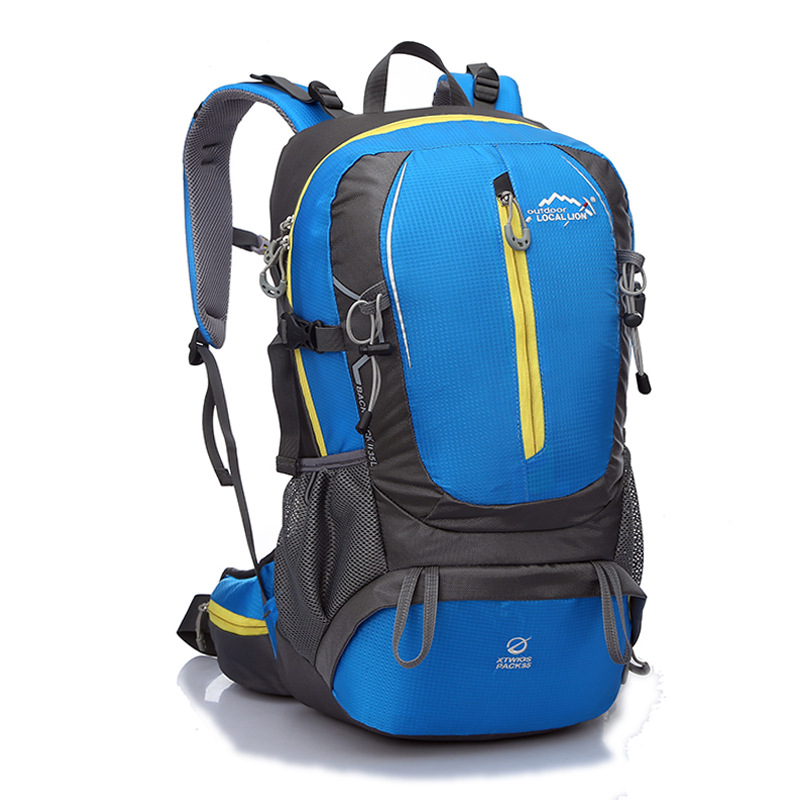 LOCAL LION 2016 étanche en plein air voyage sac à dos randonnée escalade Camping sac à dos qualité Fun Sport sac à dos 056