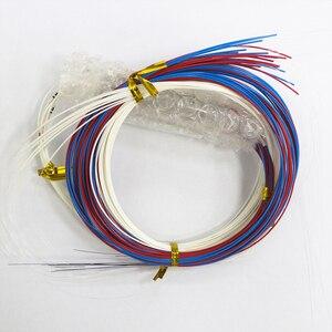 Image 2 - 10 pcs/lot séparateur fibre FBT 0.9mm sans connecteur 70/30 75/25 80/20 85/15 90/10 95/5 coupleur fibre déséquilibré
