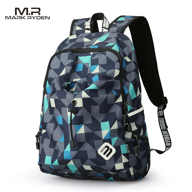 Backpack Student College Waterproof Nylon Backpack Men Women Material Escolar Mochila Quality Brand Laptop Bag School Backpack