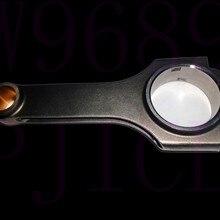 B16b тип R шатун для ek9 jdm honda civic двигателя диаметр 81 мм ход 77.4 мм красной черты спорт гонки тюнинг качество гарантия