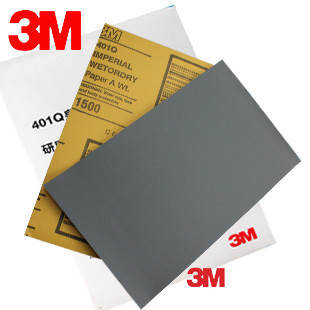 Genuine 3m Sandpaper 401q Ace Car Paint Special Sandpaper Up