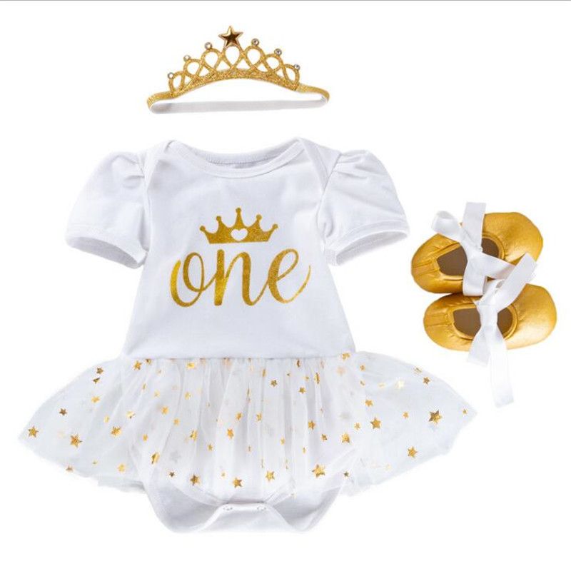 Newborn Baby girl dresses infantil clothing sets Bebes Girls Birthday Costumes halloween baby Outfit Sets kids summer rompers