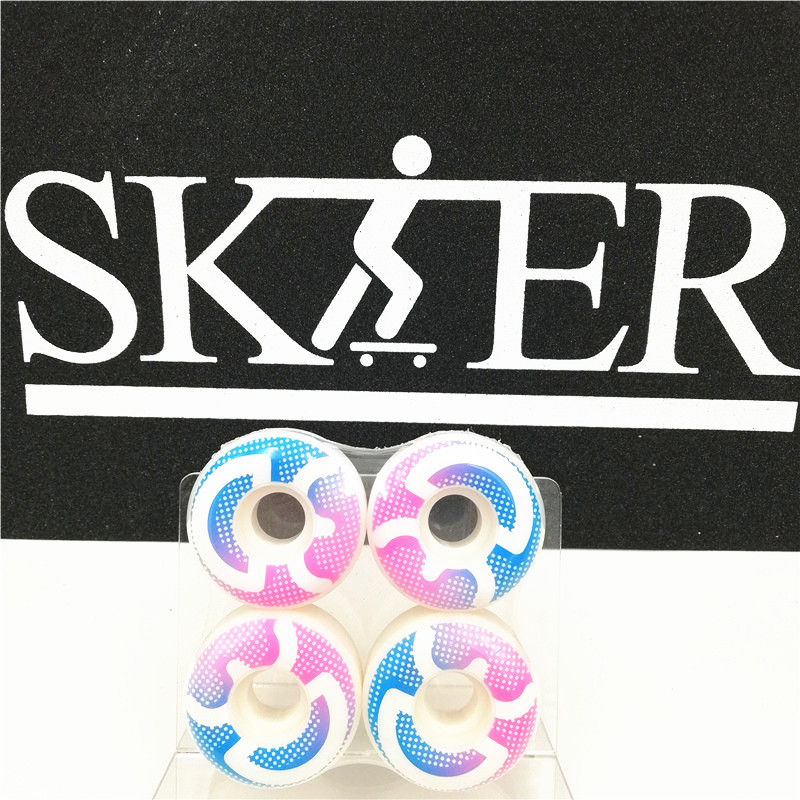 Image 5 - USA BRAND Hot Skateboard Wheels 98A SOFTLINE/101A SOFTLINE PU Skate Wheels 50/51/52/53mm Skateboarding Wheel-in Skate Board from Sports & Entertainment