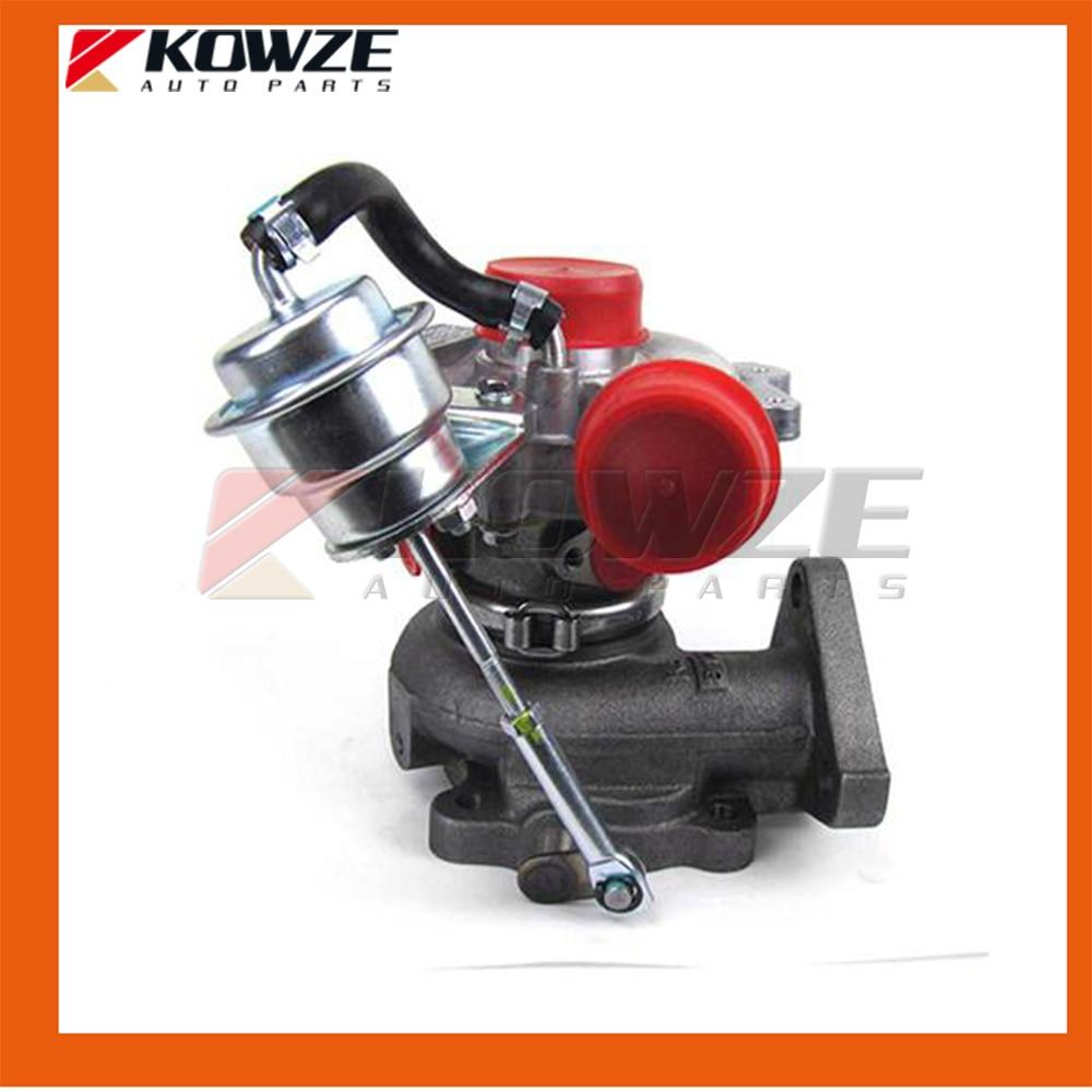 все цены на KOWZE New Turbo Charger Assy For Mitsubishi PAJERO MONTERO SPORT L200 TRITON STRADA 2.5D 4D56 1515A029 онлайн