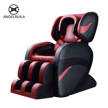 Angelruila Professional Massage Chair Full Body Space Capsule Automatic Multifunctional Kneading Massager Electric Sofa Chair wholesale healthy electric full body massager tapping massage chair therapy machine as seen on tv 2016 free shipping