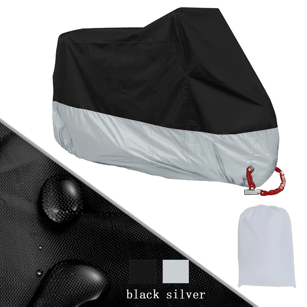 Raincoat Motorcycle-Cover Bicycle Waterproof Uv-Protector Outdoor for M-4XL Dropship