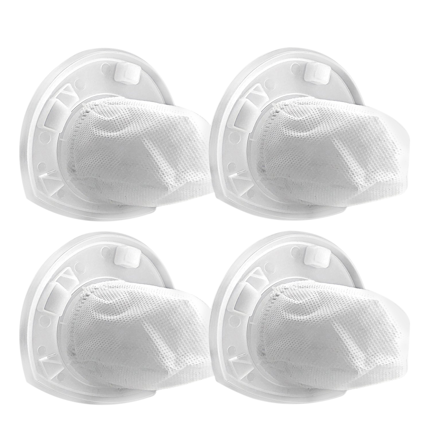 5 Pack Replacement Filter for Black /& Decker VF110 Dustbuster,Replaces Part # VF110 90558113-01