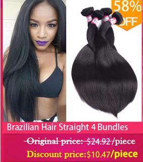 Brazilian Virgin Hair Body Wave 4 Bundles Queen Hair Products 7A Brazilian Wavy Human Hair Weave Bundle Remy Brazilian Body Wave (5)