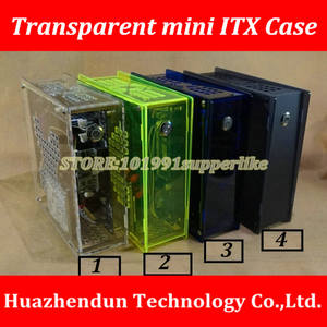 Chassis HTPC computer case for Industrial control Motherboard