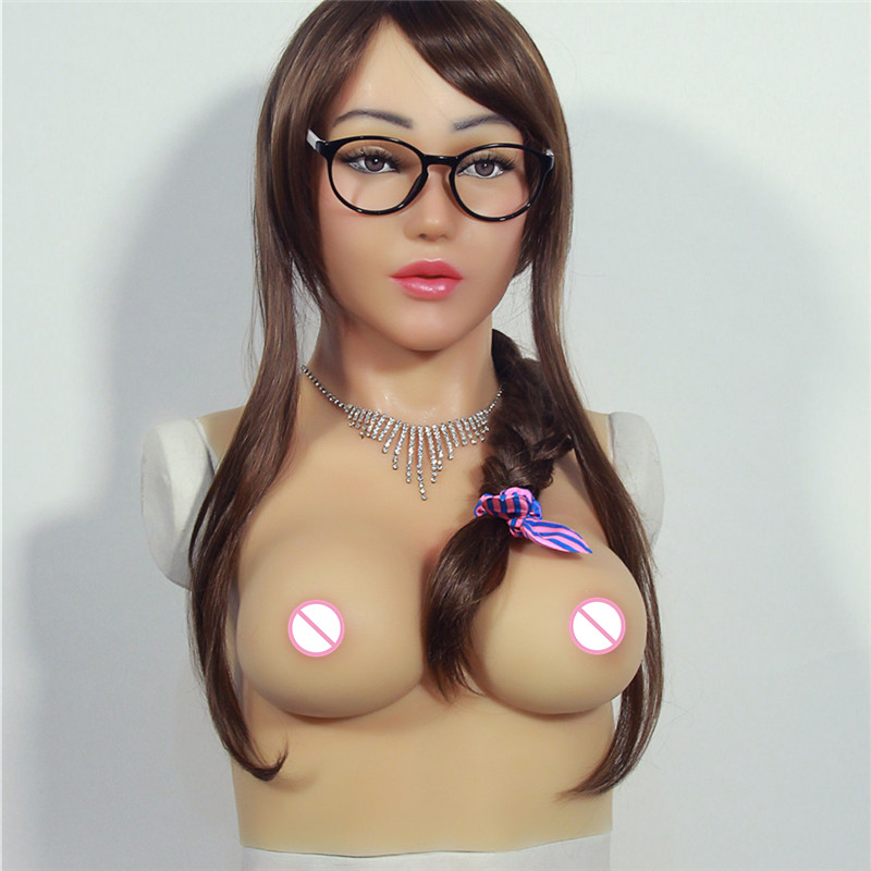 C Cup Artificial Boobs Silicone Breast Forms Realistic Fake Silicone Face Transgender Crossdresser Transvestism Men To Women d cup fake boobs artificial silicone breast forms for men transvestism crossdresser transgender sissy shemale male to female
