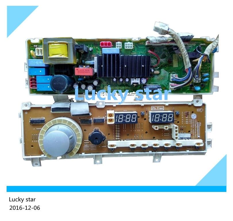 95% new for washing machine WD-C12115D 6870EC9184A 6870EC9159B computer board Display panel set led панели lg 47lv35a 5b