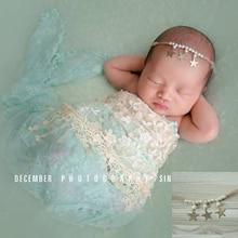 Diadema de bebé hecha a mano, Venda del recién nacido, estrella de la perla, Niña, Infante, Diadema, Diademas para bebés, Boda, Bautismo, arcos para el cabello