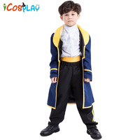 2019 new children's prince clothes boy parent child Halloween COS clothing European and American anime cosplay costume