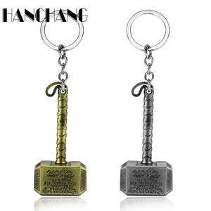 HANCHANG Keychains Keyrings Key Holder Men Key Chain