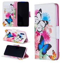 HUANGTAOLI PU Leather Flip Wallet Cover Case For Xiaomi Redmi Y1 Y1 Lite Note 5 6 Pro Redmi 6A Phone Bag Case Mobile Phone Case