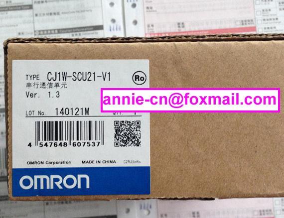 CJ1W-SCU21-V1   Serial communication unit cj1w scu41 v1 omron plc module cj1w scu41 v1 1pc used for communication unit cj1w scu41 v1 tested cj1wscu41v1