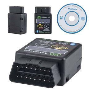 Image 2 - Car Fault Scanner Computer Diagnostic Scan Tool Pro OBD2 Advanced ELM327 V2.1 Bluetooth Car Scanner Diagnostic Scan Tools