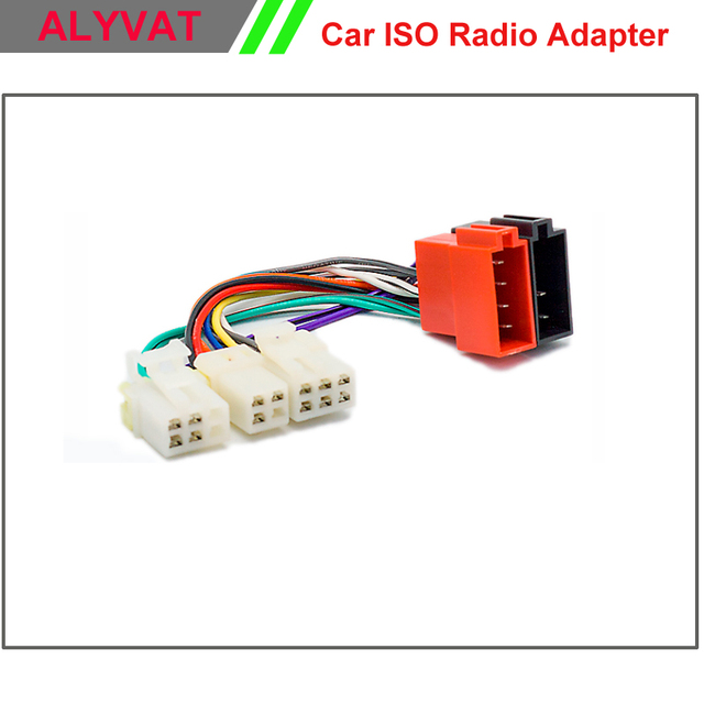 car iso wiring harness stereo for nissan maxima micra patrol sunny nissan ignition switch car iso wiring harness stereo for nissan maxima micra patrol sunny sirena prairie teranno vanette wire