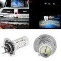 Promoción grande H7 80 W de Alta Potencia LED Car Auto Driving Niebla Cola Del Faro Bombilla Blanca 12 V #