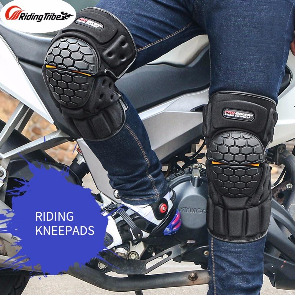 Motorcycle Knee Pads Joelheira Motocross Knee Protector Guard MTB Ski Protective Kneepad Moto Knee Brace Support Gear
