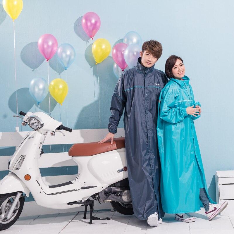 High Quality Waterproof Wind Jacket Breaker Raincoat Dust Coat Trench Coat Men Overcoat 4 Size Green PVC Fabric Unisex Rainweaar in Raincoats from Home Garden