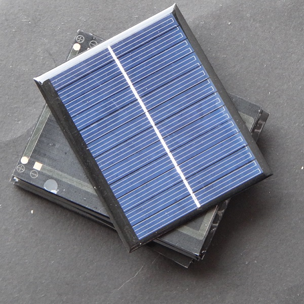 High Efficiency 1 5w 6v Solar Cell Polycrystalline Solar