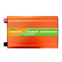 Peak 6000W Pure Sine Wave High Frequency Inverter JN H 3000W 12V/24V/48V/96V to 220V/110V 50Hz/60Hz 3KW Pure Sine Wave Inverter