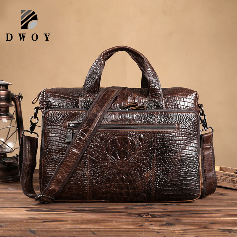 Men Bag Genuine Leather Men Shoulder Bag Male Crossbody Bags Messenger Bags Men Leather Laptop Briefcases Handbags Totes