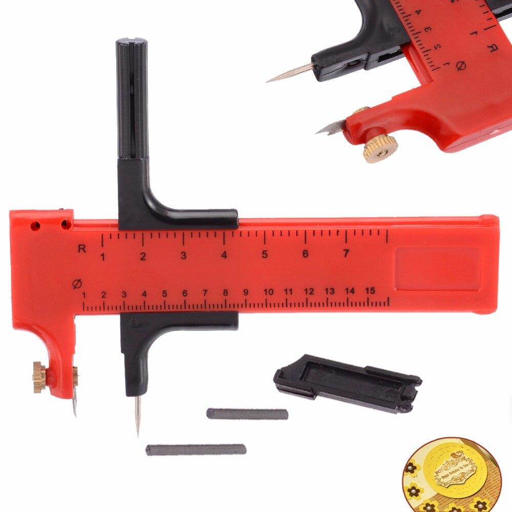 1 Pc Kunststoff Kompasse Kreis Cutter Für Schneiden Papier Film Vinyl Gummi Leder Mayitr Kunst Handwerk Einsatz Werkzeug 10mm -150mm