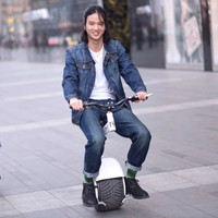 New Arrival One Wheel Electric Unicycle 13inch Fat Tire 60V 800W 15km/h Self Balancing Electric Motorcycle hoverboard