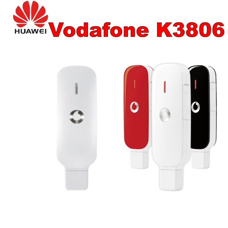 Módem Vodafone K3806 K3806-Z 3G USB Surf stick barato de 14,4 Mbps con puerto de antena externo ¡Gran venta! 1800Mhz 4G celular amplificador DCS LTE 1800 red 4G amplificador de señal móvil 1800 2g 4g repetidor gsm 2g 3g 4g Booseter